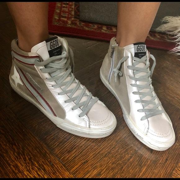 Golden Goose Slide Sneakers Sz 36 Fit